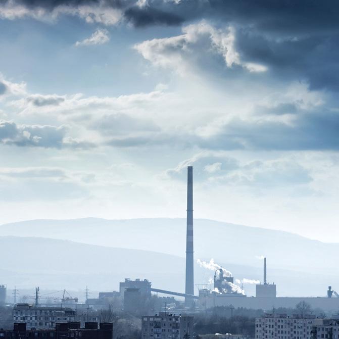 Emission-Industrielle-Air