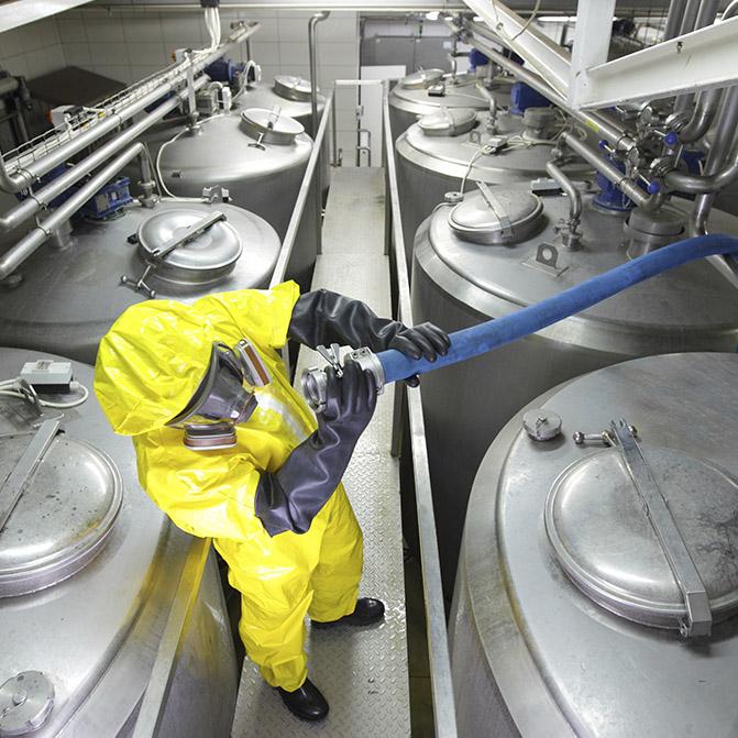 Hygiène industrielle