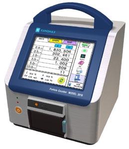 Compteur de particules portable - Modèle 3905/3910