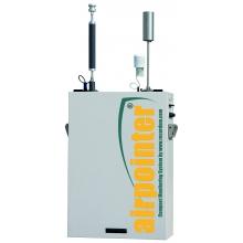 Multi-analyseur gaz/poussières en continu - AIRPOINTER