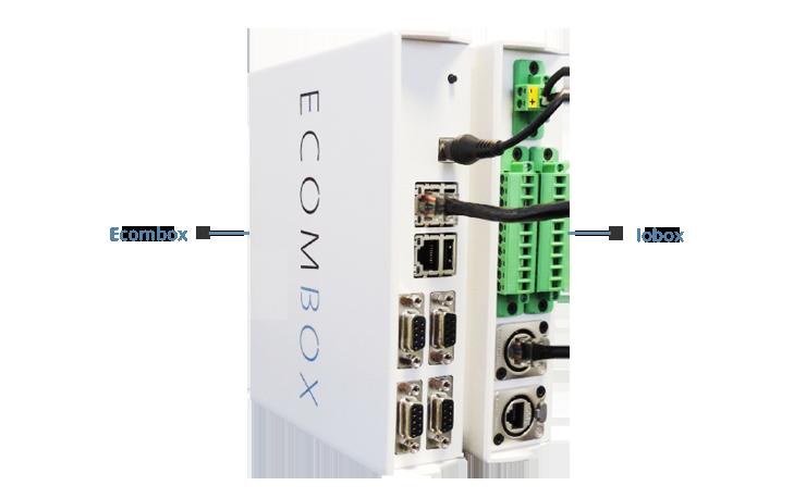 IOBOX Convertisseur analogique/numérique